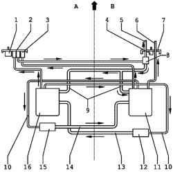 fuel beninovye engines volkswagen touareg from 2003 to. Black Bedroom Furniture Sets. Home Design Ideas