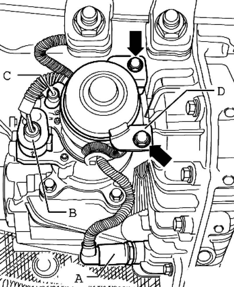removing the motor transfer case v253  volkswagen touareg  from 2003 to 2006  the year of issue