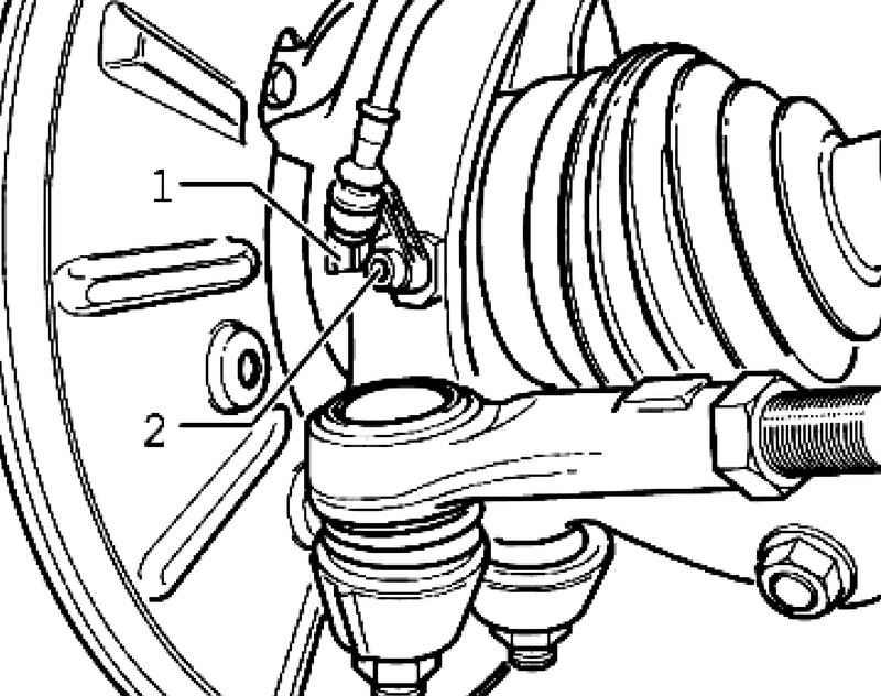 Anti Lock Braking System Abs Volkswagen Touareg From 2003 To